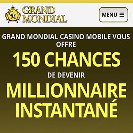 Grand Mondial Casino au Québec