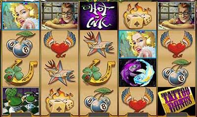 Hot Ink - Ce jeu est le plus rentable aux machines à sous en ligne