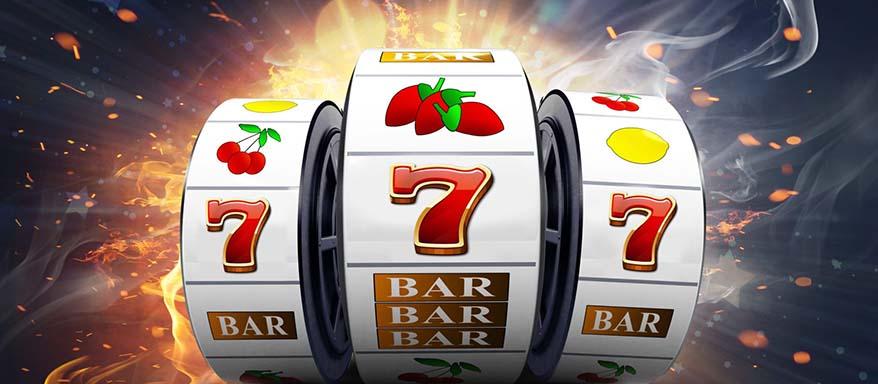 Machine à sous qui reverse beaucoup d'argent au casino