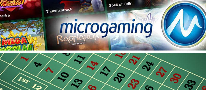 Roulette Royale de Microgaming