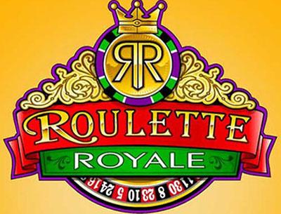 Roulette Royale, un jeu de Microgaming